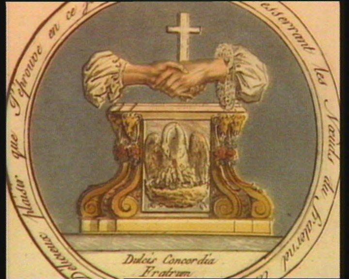 Fraternidad durante la Revolución Francesa