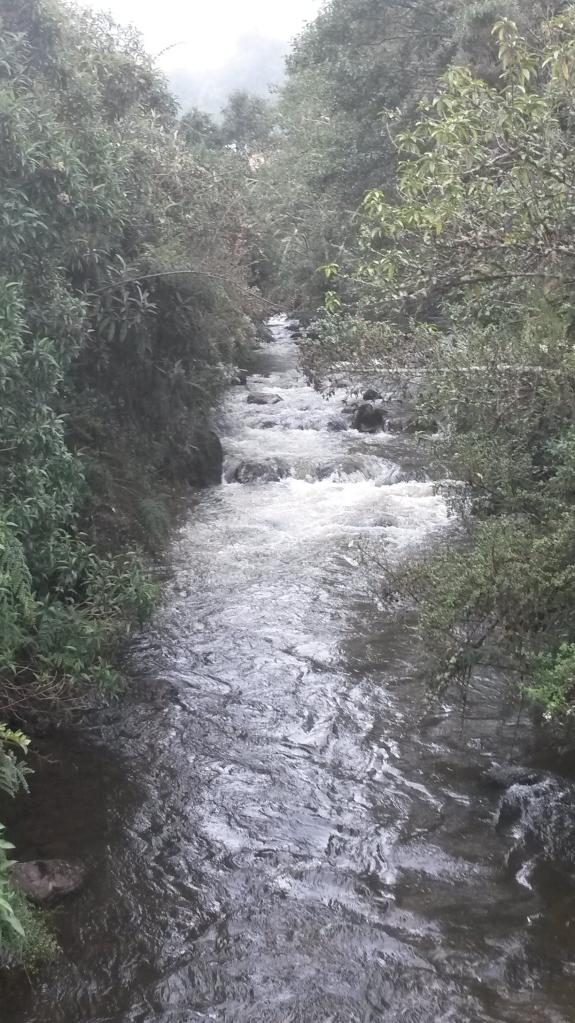 Río Oyacachi