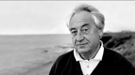 Cees Nooteboom, nació en La Haya, 1933