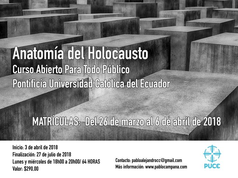 Anatomía del Holocausto – Pablo Campaña